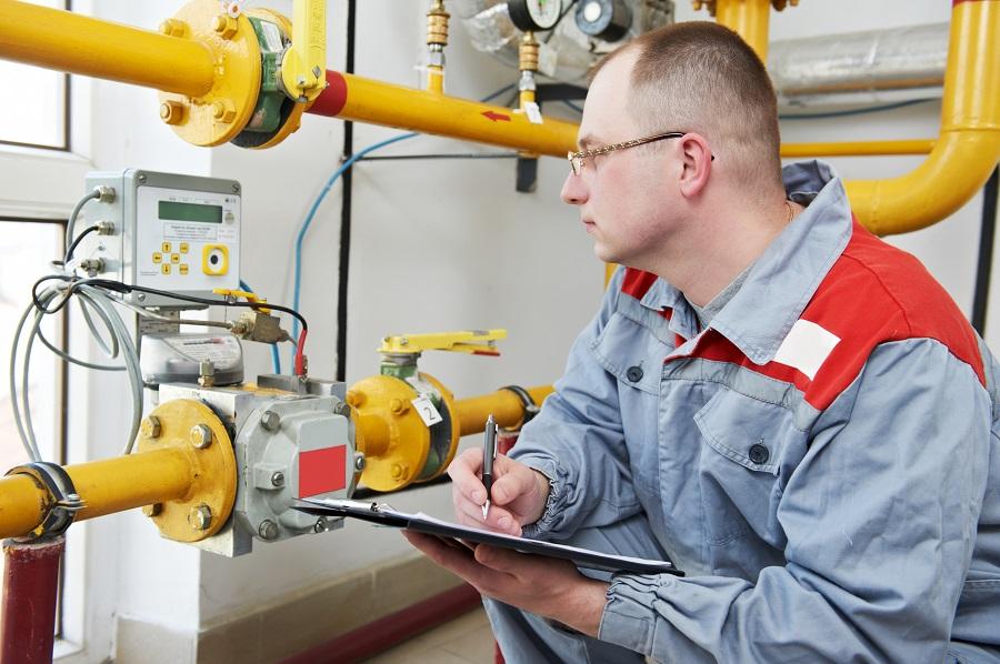 Газовики проанализировали достоверность работы узлов учёта газа